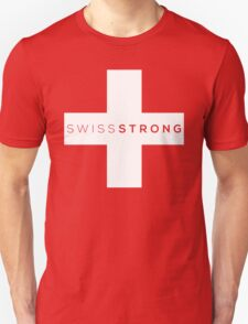 SWISS STRONG T-Shirt