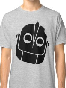 Smiling Iron Giant Vector Classic T-Shirt