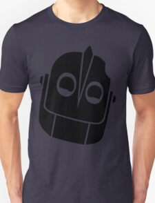 Smiling Iron Giant Vector Unisex T-Shirt