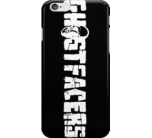 Ghost Facers iPhone Case/Skin