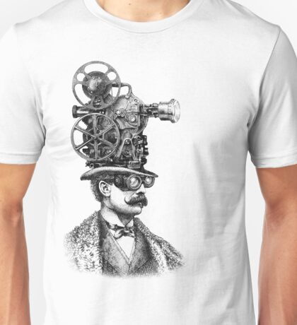 The Projectionist Unisex T-Shirt