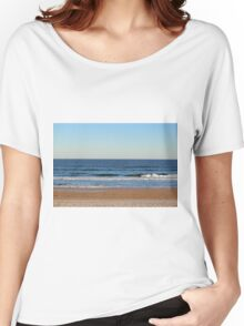 Along The Shore Women's Relaxed Fit T-Shirt