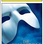 Phantom of the Opera Playbill by StarrTechKiwi