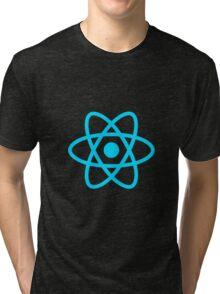 ReactJS Tri-blend T-Shirt