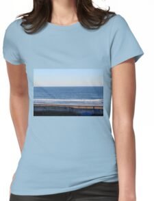 View From Hotel Womens Fitted T-Shirt