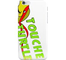 Touche Turtle - The Original TNMT! iPhone Case/Skin