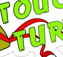 Touche Turtle - The Original TNMT! Sticker