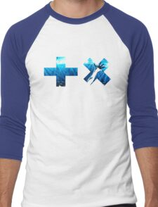 mg 3  Men's Baseball ¾ T-Shirt