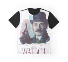 John Watson: Sherlock BBC Graphic T-Shirt