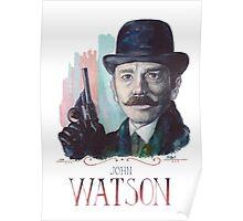 John Watson: Sherlock BBC Poster