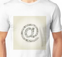Mail business Unisex T-Shirt