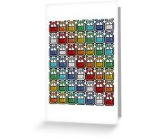Monster Hunter Potion Rainbow Greeting Card