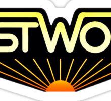 Westworld Sticker