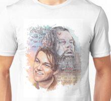 Leo DiCaprio Unisex T-Shirt