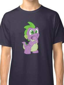 Something Horrible This Way Comes Classic T-Shirt