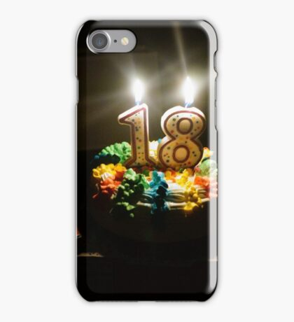 17 goin' on 18 iPhone Case/Skin