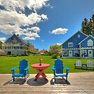 Rosewood Cottages by Roxane Bay
