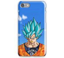 Super Saiyan Blue BAPE God Goku iPhone Case/Skin
