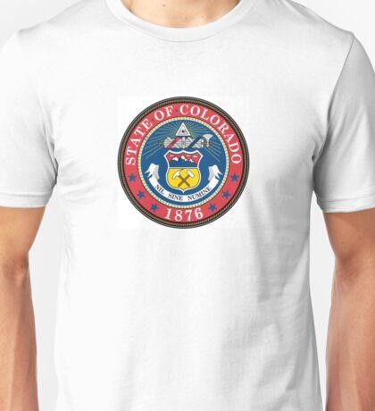 Colorado seal Unisex T-Shirt