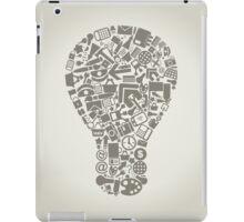 Office a bulb iPad Case/Skin