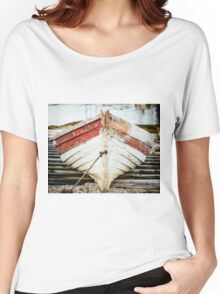 Fishing Boat Women's Relaxed Fit T-Shirt