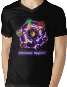 Attunement required Mens V-Neck T-Shirt