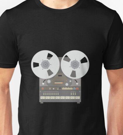 Reel to Reel  Unisex T-Shirt