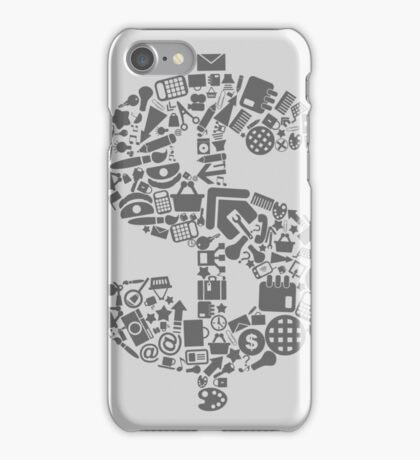 Office dollar iPhone Case/Skin