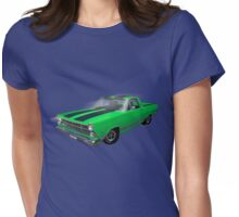 1967 Ford Ranchero at High Tide Womens Fitted T-Shirt