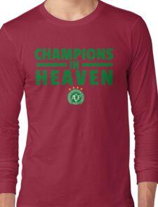 Chapecoense t shirt Long Sleeve T-Shirt