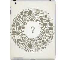 Office ring iPad Case/Skin