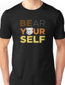 ROBUST Bear yourself colors Unisex T-Shirt