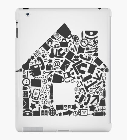 Office the house iPad Case/Skin