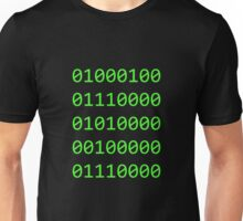 Binary sequence Unisex T-Shirt