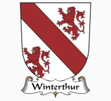 Winterthur Coat of Arms (Swiss) by coatsofarms