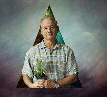 Bill Murray's Plant Life by Stewart Leach
