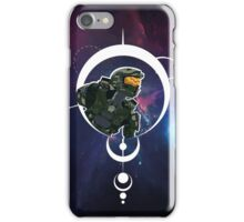Space Chief iPhone Case/Skin