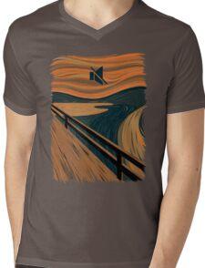 El silencio Mens V-Neck T-Shirt