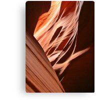 Desert Sand Design Two Canvas Print