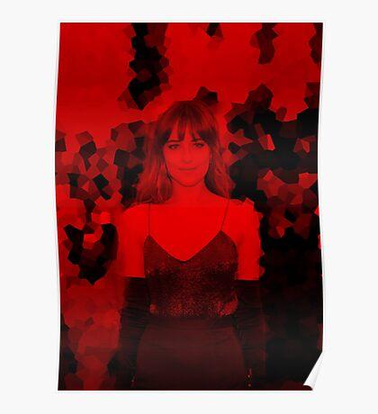 Dakota Johnson - Celebrity Poster