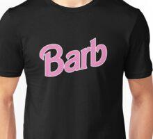 Stranger Things Pink Barb Unisex T-Shirt