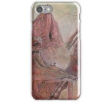 I Stepped On Your Heels The Whole Way iPhone Case/Skin