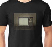 Vintage Television Unisex T-Shirt