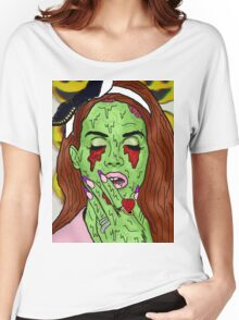 Zombie del rey Women's Relaxed Fit T-Shirt
