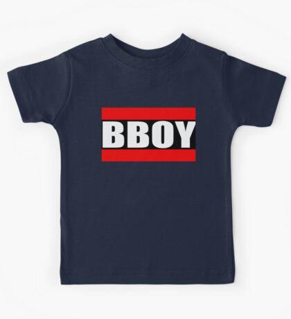 BBOY Kids Tee
