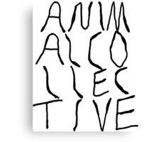 Animal Collective Logo Canvas Print