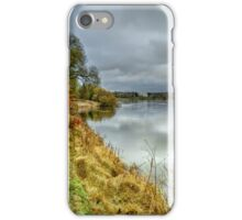 River bank iPhone Case/Skin
