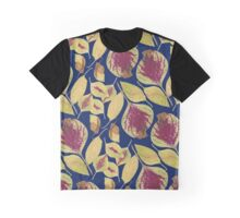 As a Driven Leaf Stuck on a Windowsill  Graphic T-Shirt