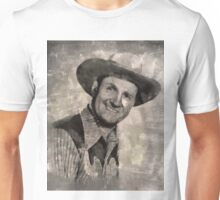 Gene Autry, Western Actor and Singer Unisex T-Shirt