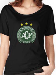 Chapecoense Champions Women's Relaxed Fit T-Shirt